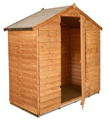 The BillyOh 30S Windowless Classic Overlap Apex Shed