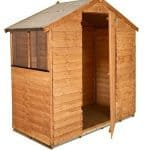 The BillyOh 30s Overlap Apex Shed