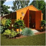 The BillyOh 4000 Tongue & Groove Apex Shed