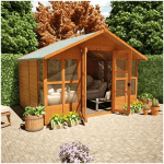 The BillyOh 4000L Lucia Summerhouse