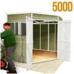 The BillyOh 5000 Gardeners Corner Premium Tongue & Groove Shed