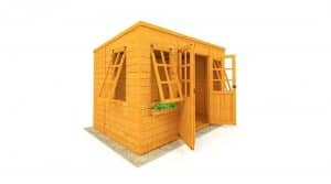 The BillyOh 5000 Pent Sanctuary Summerhouse 10 X 6
