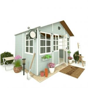 The BillyOh 5000 Philosopher's Summerhouse