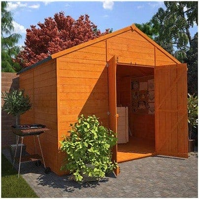 The BillyOh 5000 Windowless Apex Garden Shed