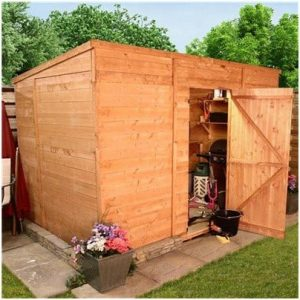 The BillyOh 5000 Windowless Tongue & Groove Pent Shed