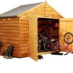 The BillyOh Apex Bike Store 4 X 7