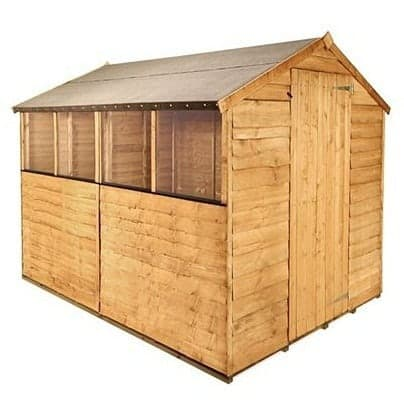 The BillyOh Classic 20 Popular Rustic Economy Apex Shed