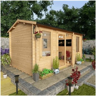 The BillyOh Dorset II Summerhouse