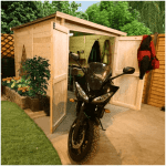 The BillyOh Motorbike Storage Shed