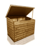 The BillyOh Outdoor Overlap Storage Box