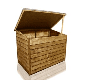 The BillyOh Outdoor Overlap Storage Box