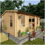 The BillyOh Premium Dorset III Summerhouse
