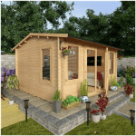The BillyOh Premium Dorset Summerhouse