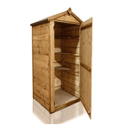 The BillyOh Sentry Box Storage