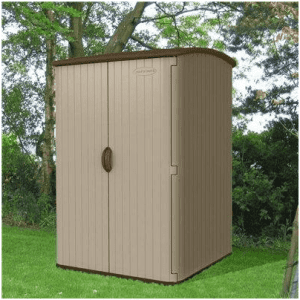 The BillyOh Suncast Conniston Plastic Shed