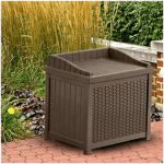 The BillyOh Suncast Wicker Storage Seat