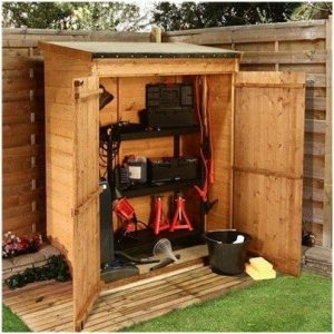 The BillyOh Super Store Garden Storage Unit