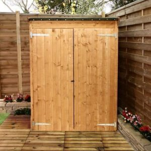The BillyOh Super Store Garden Storage Unit 4 X 2 front closed door