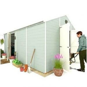 The BillyOh Windowless Personnel Garden Shed