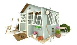 The Billyoh 5000 Dreamers Tongue & Groove Summerhouse 8 X 10