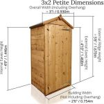 The Billyoh Sentry Box Storage 3 X 2
