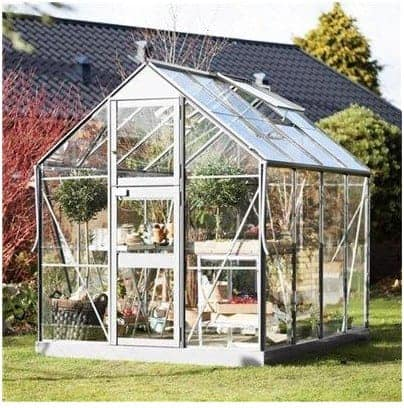 The Eden Greenhouses Acorn Horticultural Glass Greenhouse