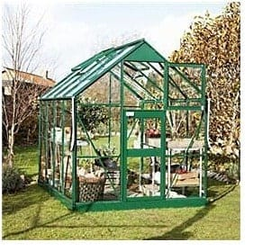 "The Eden Horticultural Glass ""Acorn"" Greenhouse"