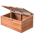 The Growhouse Baby Cold Frame