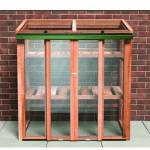 The Growhouse Upright Cold Frame