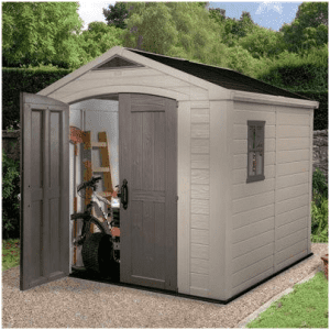 The Keter Apollo Plastic Shed