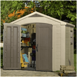 The Keter Plastic Shed