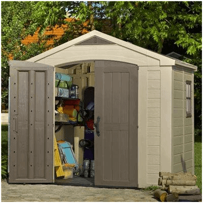 The Keter Plastic Shed What Shed