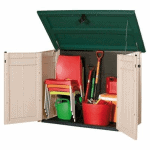The Keter Store It Out XL Plastic Garden Storage Box
