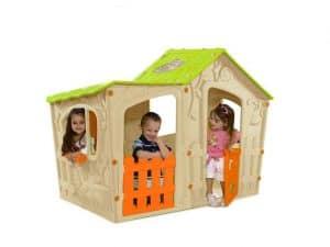 The Keter magic villa playhouse nature