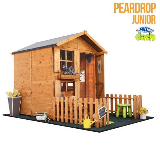 The Mad Dash 4000 Peardrop Junior Children's Playhouse