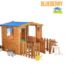 The Mad Dash Blueberry Wooden Playhouse