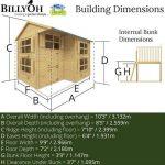 The Mad Dash Log Cabin Annex Wooden Playhouse 10 X 8 X 8 dimensions