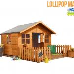 The Mad Dash Lollipop with Veranda Playhouse