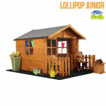 The Mad Dash Wooden Playhouse Lollipop Junior