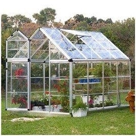 The Palram Snap & Grow Greenhouse