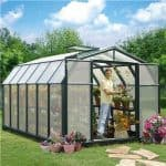 The Rion Hobby Gardener's Plastic Greenhouse