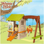The Smoby WTP Hut and Swing