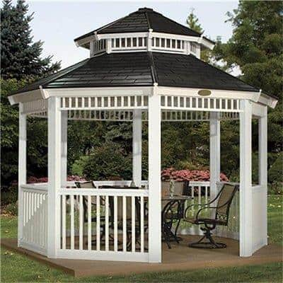 The Suncast Open Gazebo