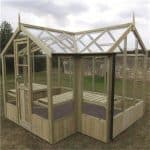 The Swallow GB Ltd Cygnet Greenhouse