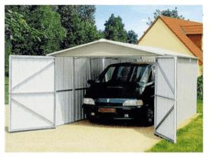 The Yardmaster 1017 Metal Garage