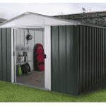 The Yardmaster 89GEYZ Metal Shed