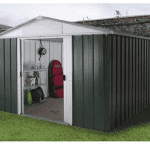 The Yardmaster Metal Shed 65GEYZ Metal Shed