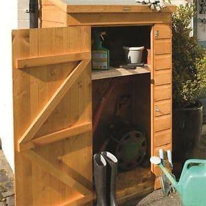 Wooden Garden Mini Store