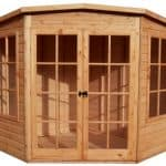 10 X 10 Hampton Shiplap Timber Summerhouse Unpainted