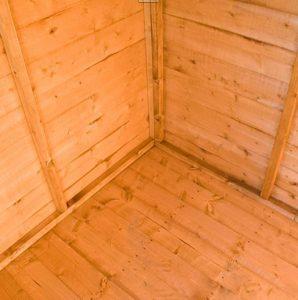Blenheim 10X8 Shiplap Timber Summerhouse Wall and Flooring